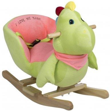 Vaikiškos Supynės BabyGo Rocker, Dinozauras 2