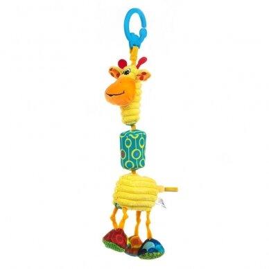 Varpelis Balibazzo, Žirafa Gabi