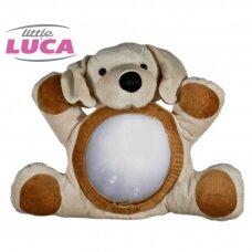 Veidrodėlis stebėti  kūdikį automobilyje Luca Šuniukas