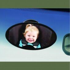 Veidrodėlis vaikams stebėti 2in1, Clippasafe