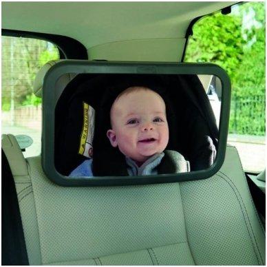 Veidrodėlis stebėti  kūdikį automobilyje, Clippasafe 2