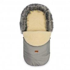 Vilnonis miegmaišis Eskimo Grey