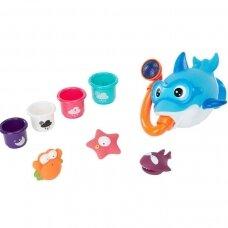 Vonios žaislas Ryklys