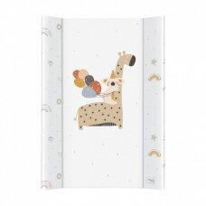 Vystymo lenta CebaBaby kietu dugnu 70x50cm, Žirafa