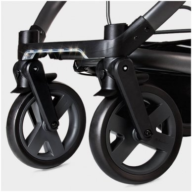 X-Lander X-Cite vežimėlis 3in1 su autokėdute X-Lander X-Car i-Size 12