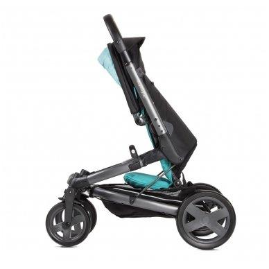 X-Lander X-Cite vežimėlis 3in1 su autokėdutė Maxi Cosi Cabriofix 9