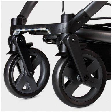 X-Lander X-Cite vežimėlis 3in1 su autokėdutė Maxi Cosi Cabriofix 11
