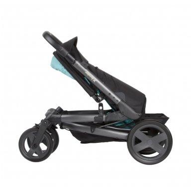 X-Lander X-Cite vežimėlis 3in1 su autokėdutė Maxi Cosi Citi 9