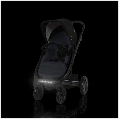 X-Lander X-Cite vežimėlis 3in1 su autokėdutė Maxi Cosi Citi 12