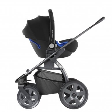 X-Lander X-Move Night Blue 3in1 su autokėdutė Maxi Cosi Citi 5