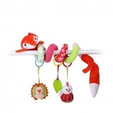 Žaisliukas Spiral Toy Fox