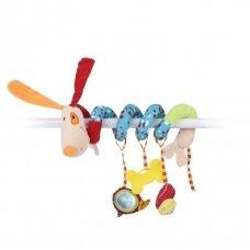 Žaisliukas Spiral Toy Dog
