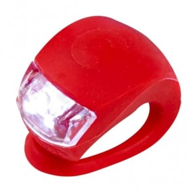 Žibintuvėlis MICRO raudonas