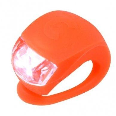 Žibintuvėlis MICRO oranžinis